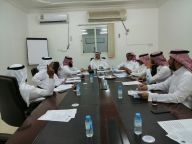 مجلس إدارة الجمعية يعقد اجتماعه السابع