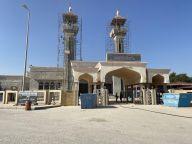 بر الخفجي تقوم بأعمال صيانة ورعاية المساجد
