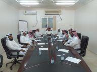 مجلس إدارة الجمعية يعقد اجتماعه الخامس